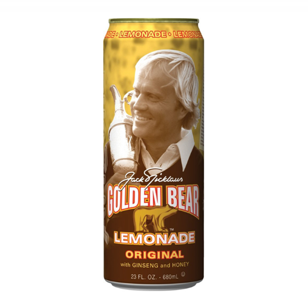 Arizona Golden Bear Lemonade Original  23fl.oz 680ml